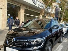 گزارش کارشناسی خودرو رنو کولیوس