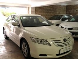 گزارش کارشناسی خودرو تویوتا کمری