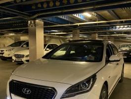 گزارش کارشناسی خودروو هیوندای سوناتا هیبرید