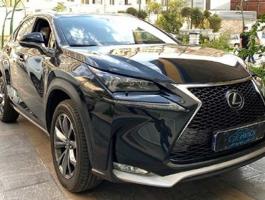 گزارش کارشناسی خودرو لکسوس NX200