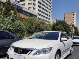 گزارش کارشناسی خودرو تویوتا آریون